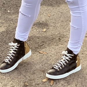 Authentic Louis Vuitton sneakers